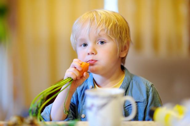 Децата и храненето