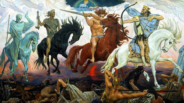 Четиримата конници на Апокалипсиса
