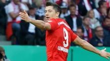 РБ Лайпциг - Байерн Мюнхен 0:3