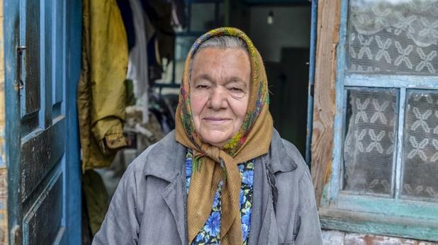 Жена в Чернобил