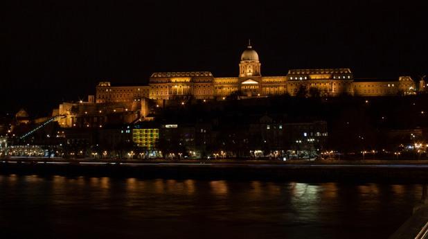 Дунав в Будапеща