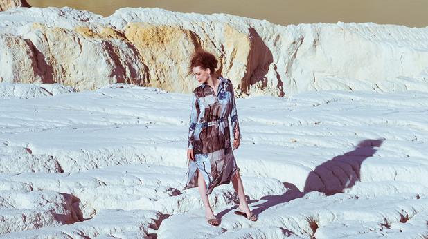 Shape of Sand