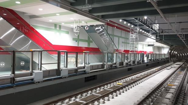 нови станции на метрото в софия