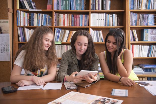 Училище в Ракитово