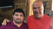 Кърт Енгъл и Армен Назарян