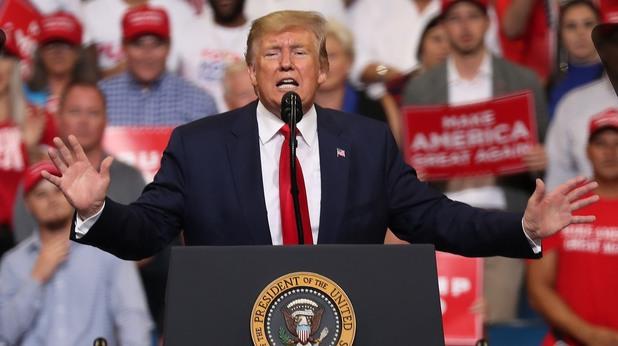 Тръмп даде начело на кампанията си за втори мандат