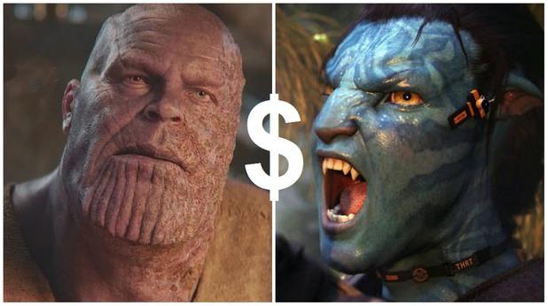 Avengers vs. Avatar