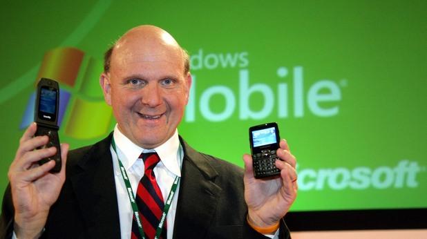 Стив Балмър от Microsoft
