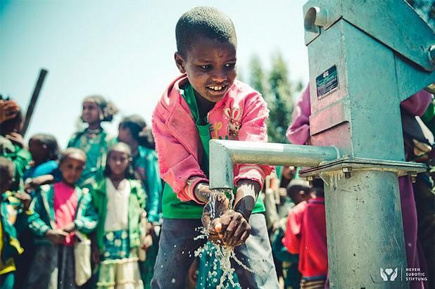 Етиопия, водоизточник