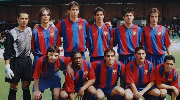 21231612d68 Легендарният отбор на Барселона, който вкарваше по 20-30 гола на мач ...