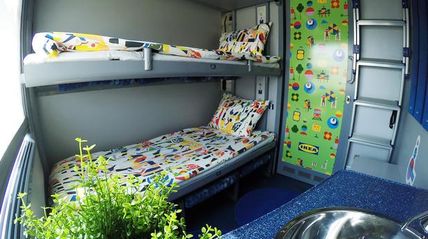 Нови спални вагони в БДЖ