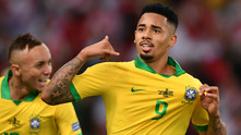 Бразилия - Перу 3:1