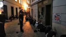 арести в братислава