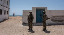 Войници в Сомалия