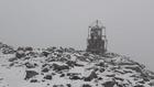 сняг през юли на мусала