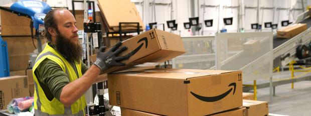 Работник в Amazon