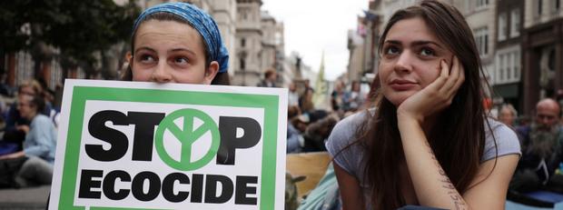 протести за климата